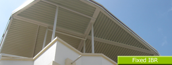 Fixed Aluminium IBR, Carports and Patio Covers